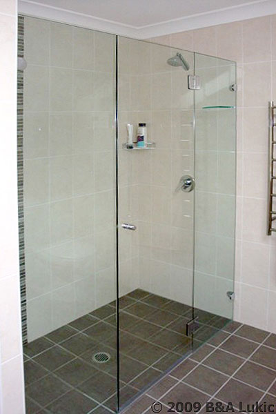 Jewelry Of The Bathroom Frameless